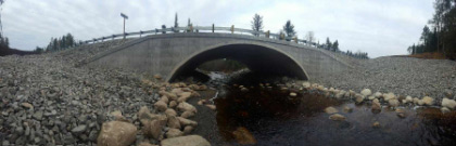 Duchesnay Creek Bridge