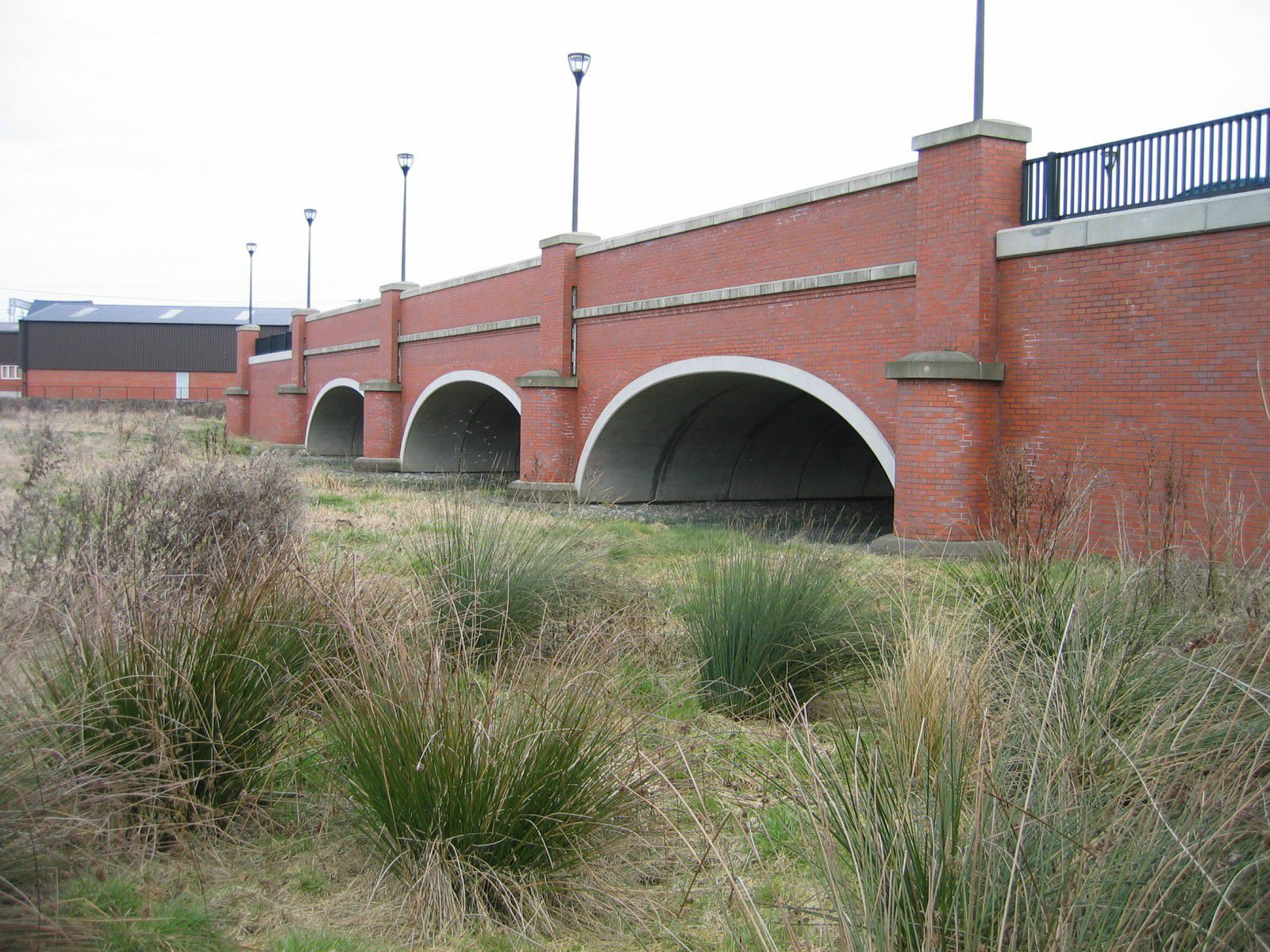 Rugeley Eastern Bypass Stage 2 - Station Road Flood Relief Arches S4